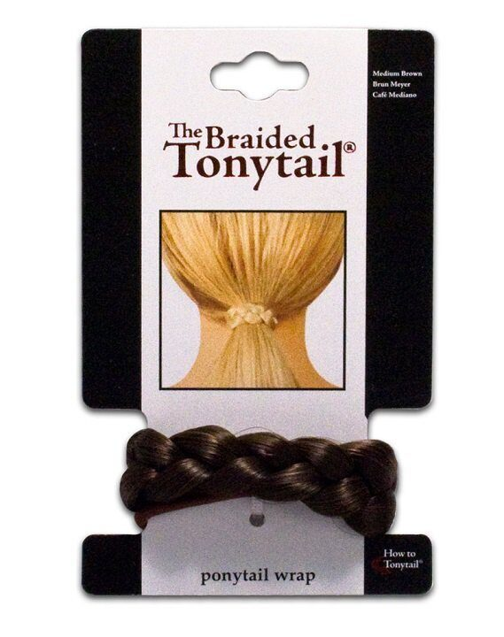 Резинка Mia Braided Tonytail M-0042